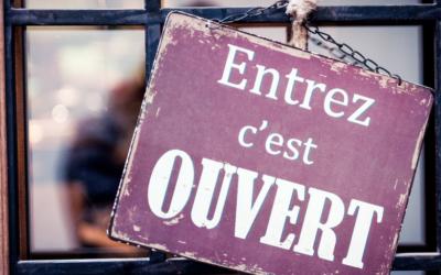 Le Clocheton sera ouvert dès le 08 mai !